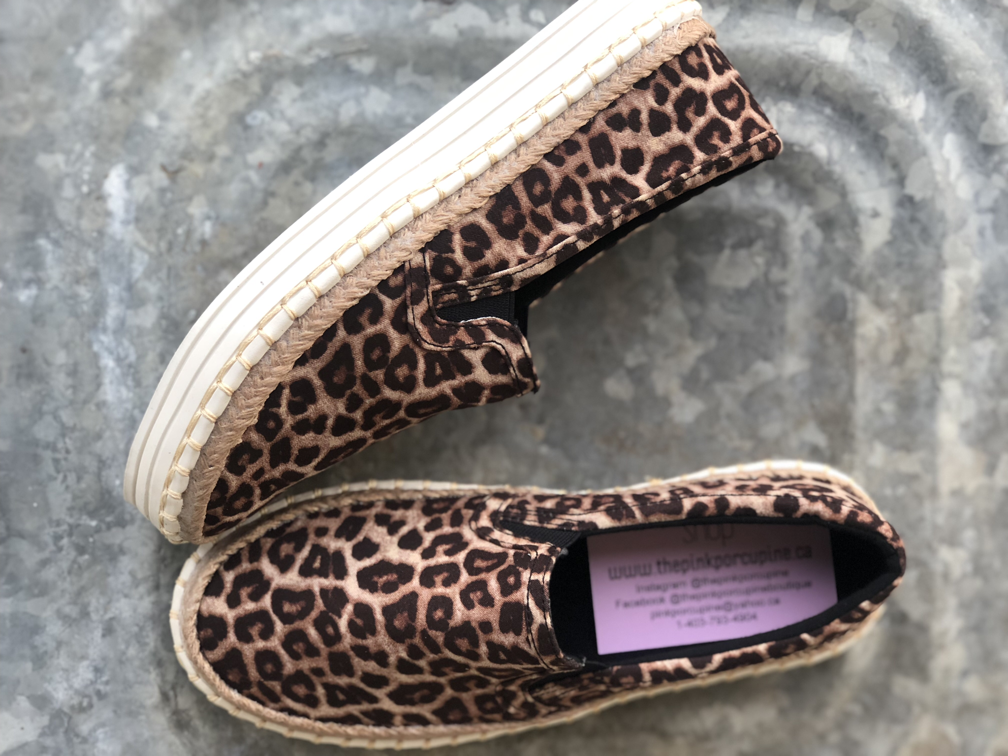 The Cheetah Flats - 5.5 Left 981892