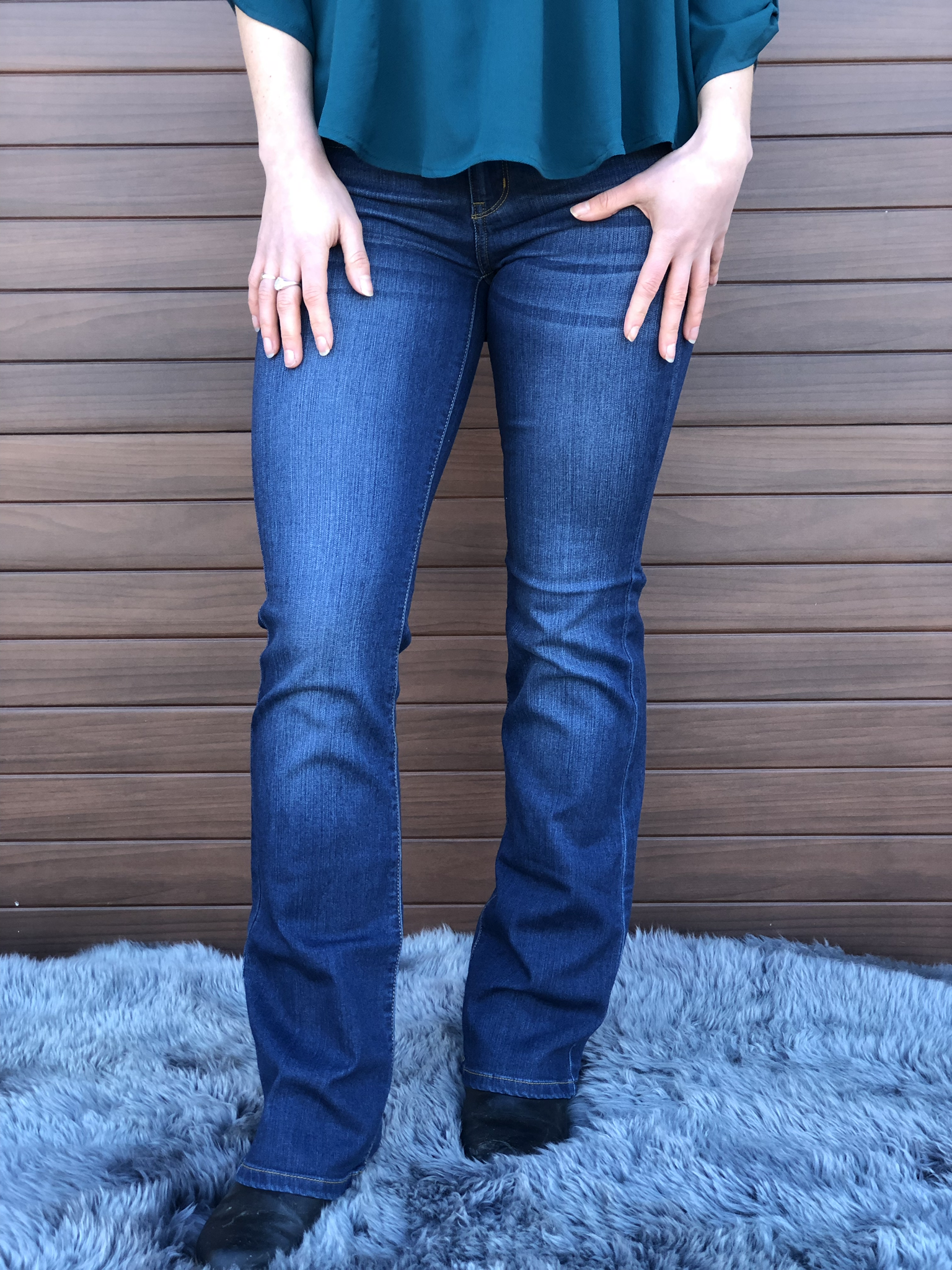 Baby Bootcut Judy Blue Jean 81935