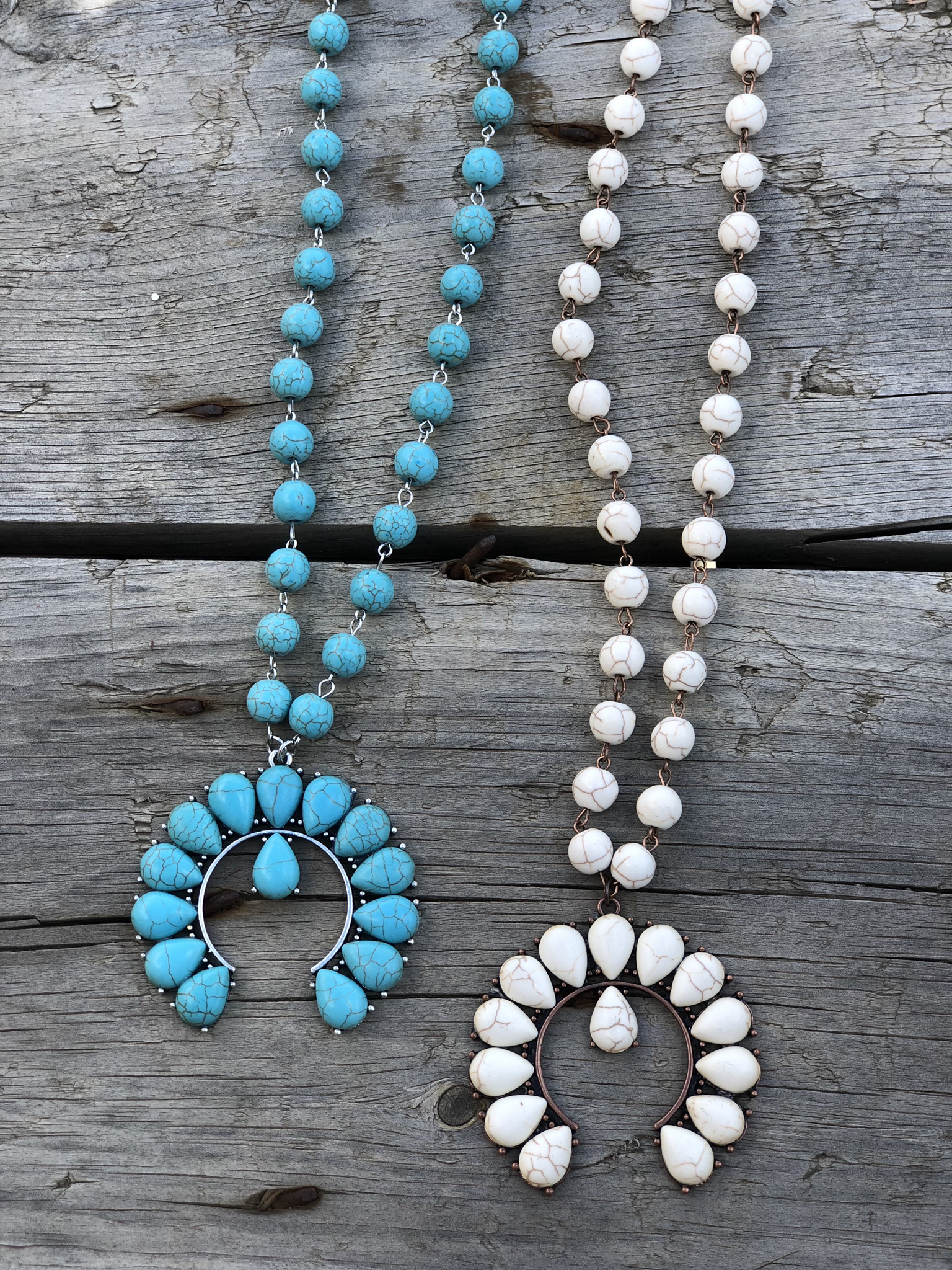 The Greeley Necklace and Earring set N1