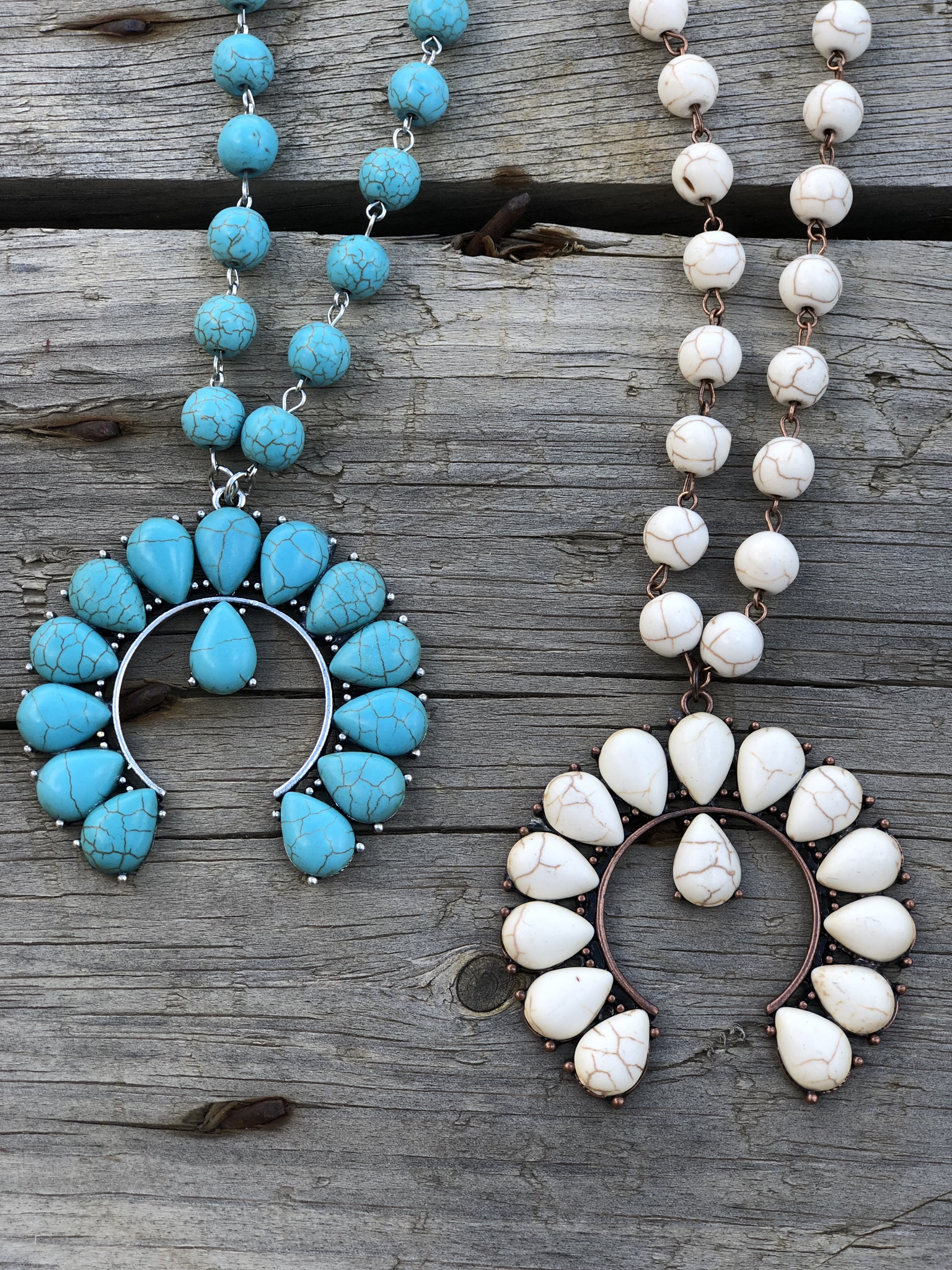 The Greeley Necklace and Earring set