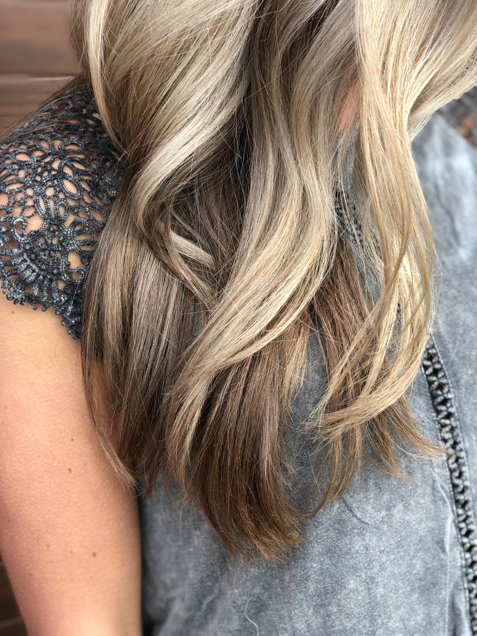 Acid wash grey top