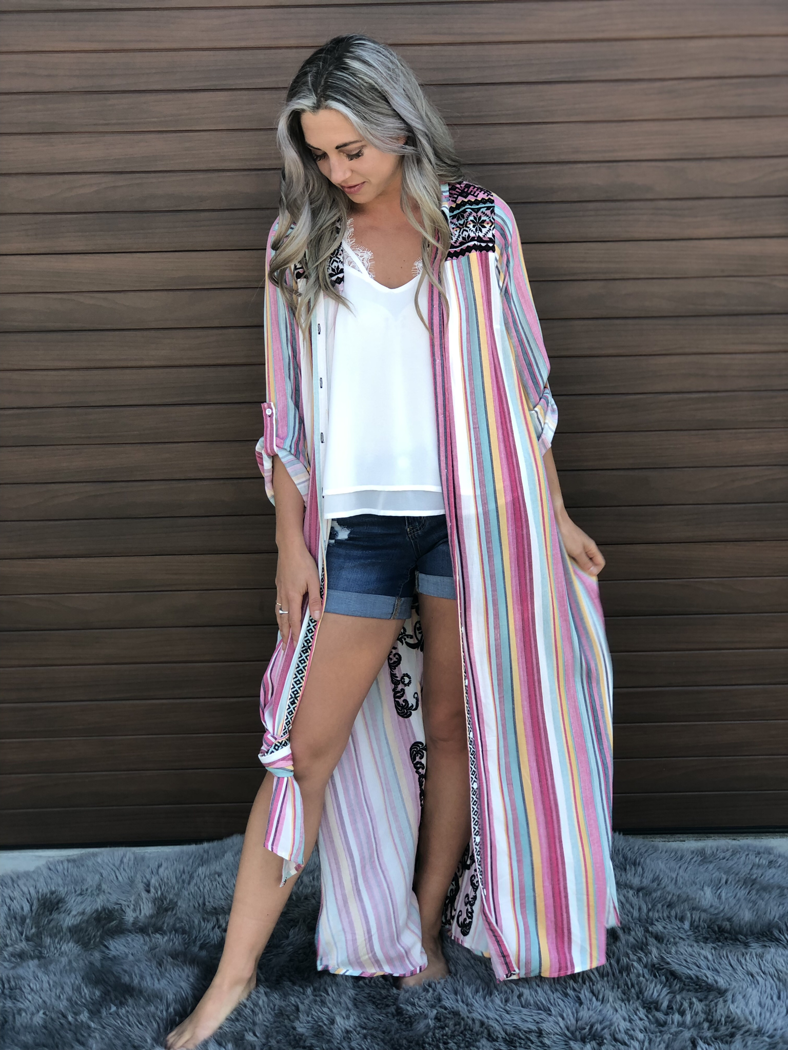 The Calgary Stampede Stunner Duster 83001