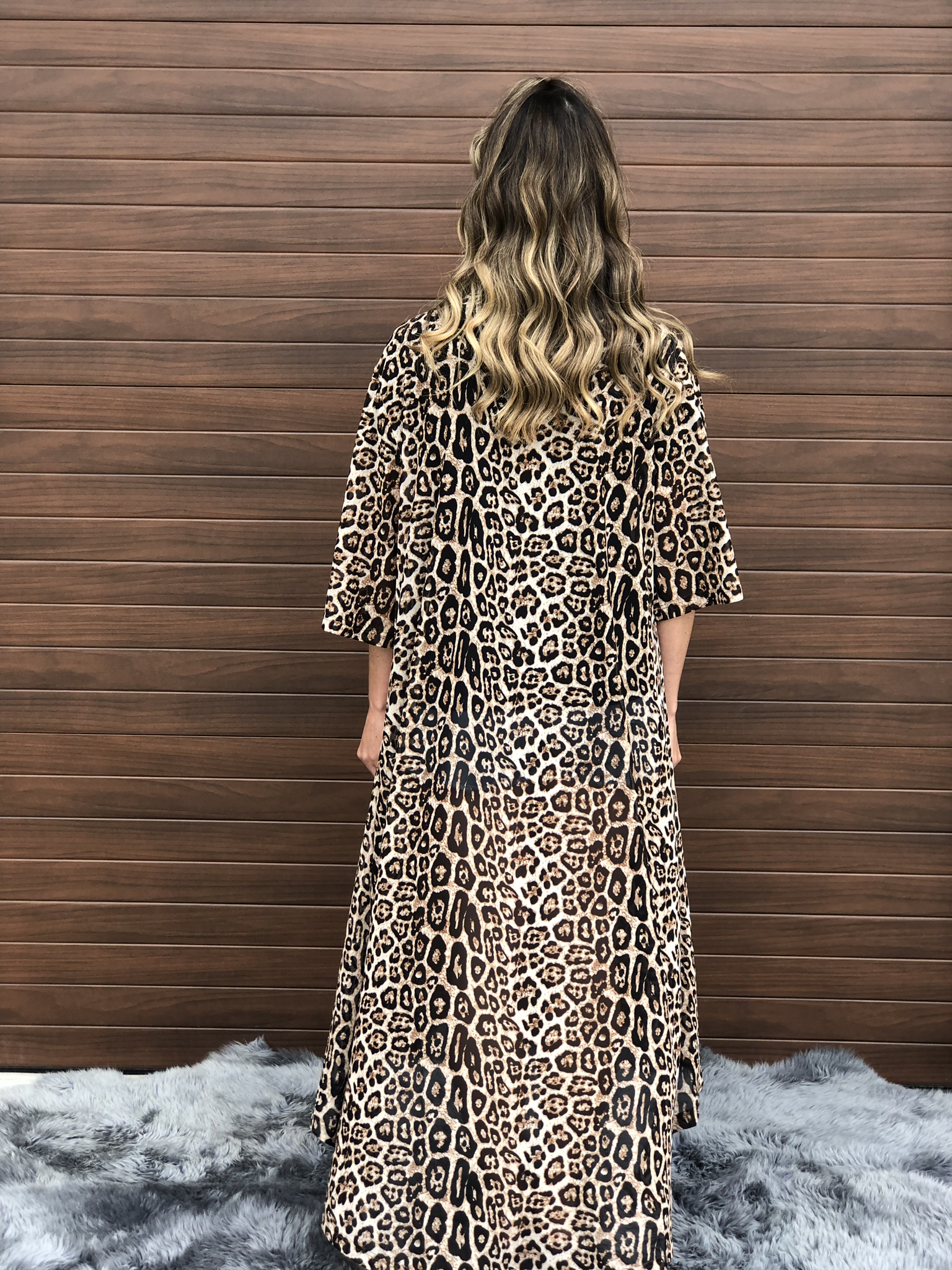 Cheetah Duster