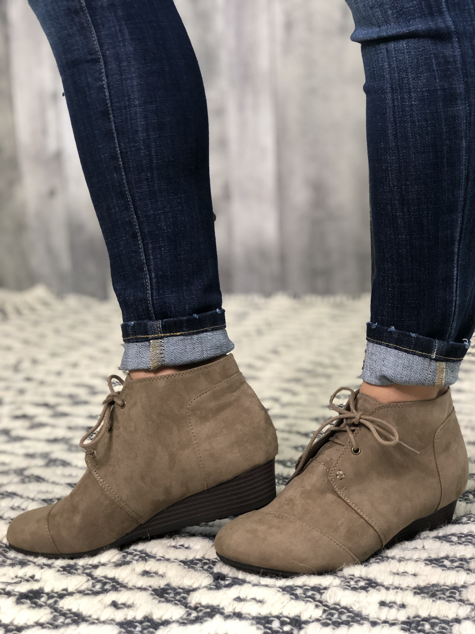 TOMS Inspired Wedge 83799