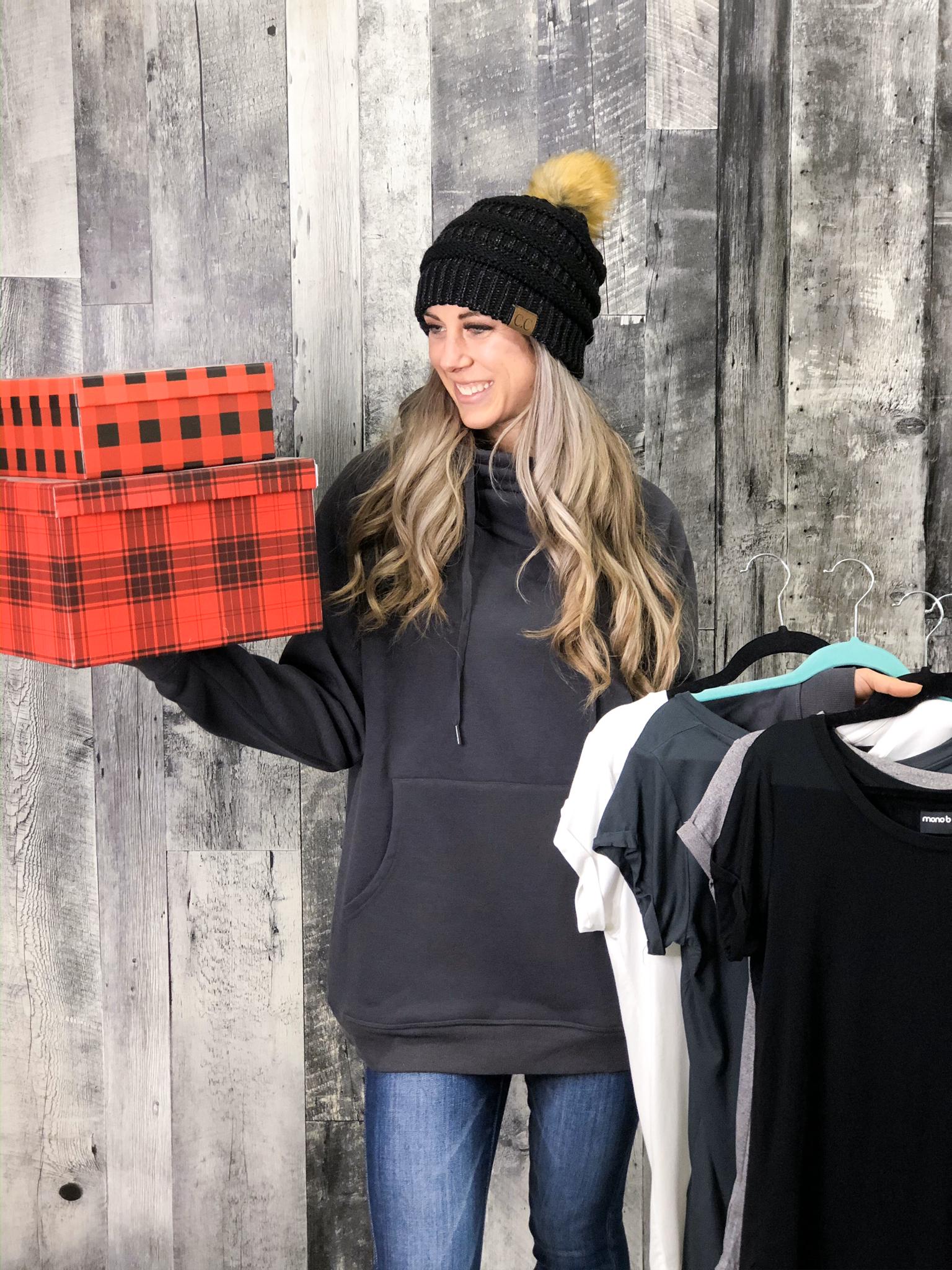 Sweatshirt, T-shirt, Beanie Bundle - Final Sale 84363