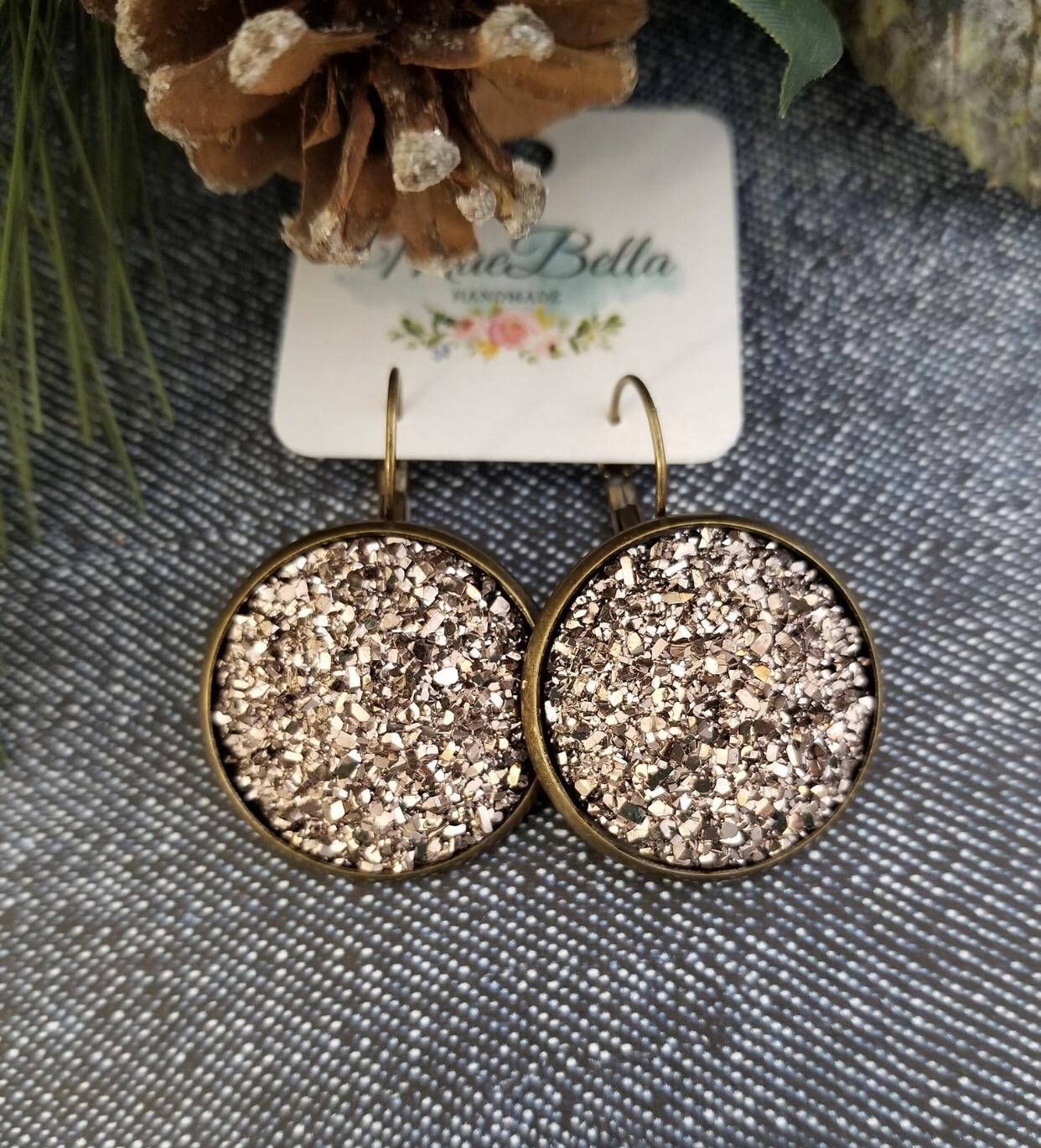 1 inch Dangle Earrings - Various 99999984464