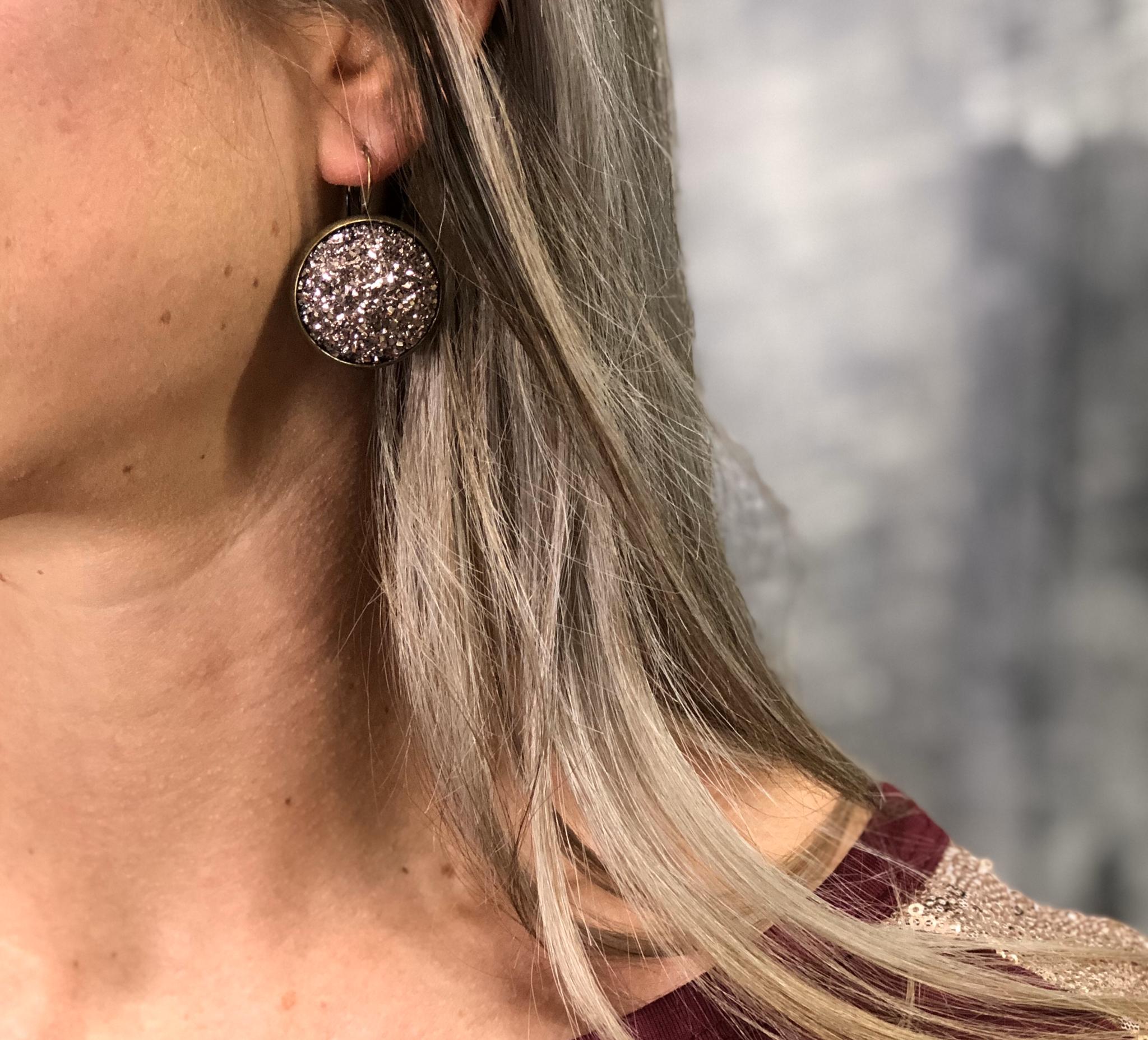 1 inch Dangle Earrings - Various