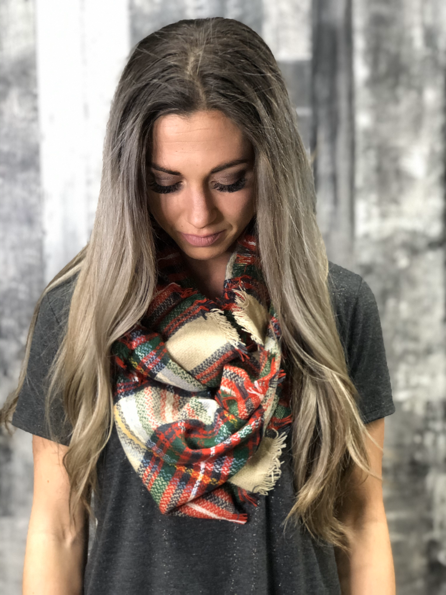 Holy Berry Infinity Scarf 845181