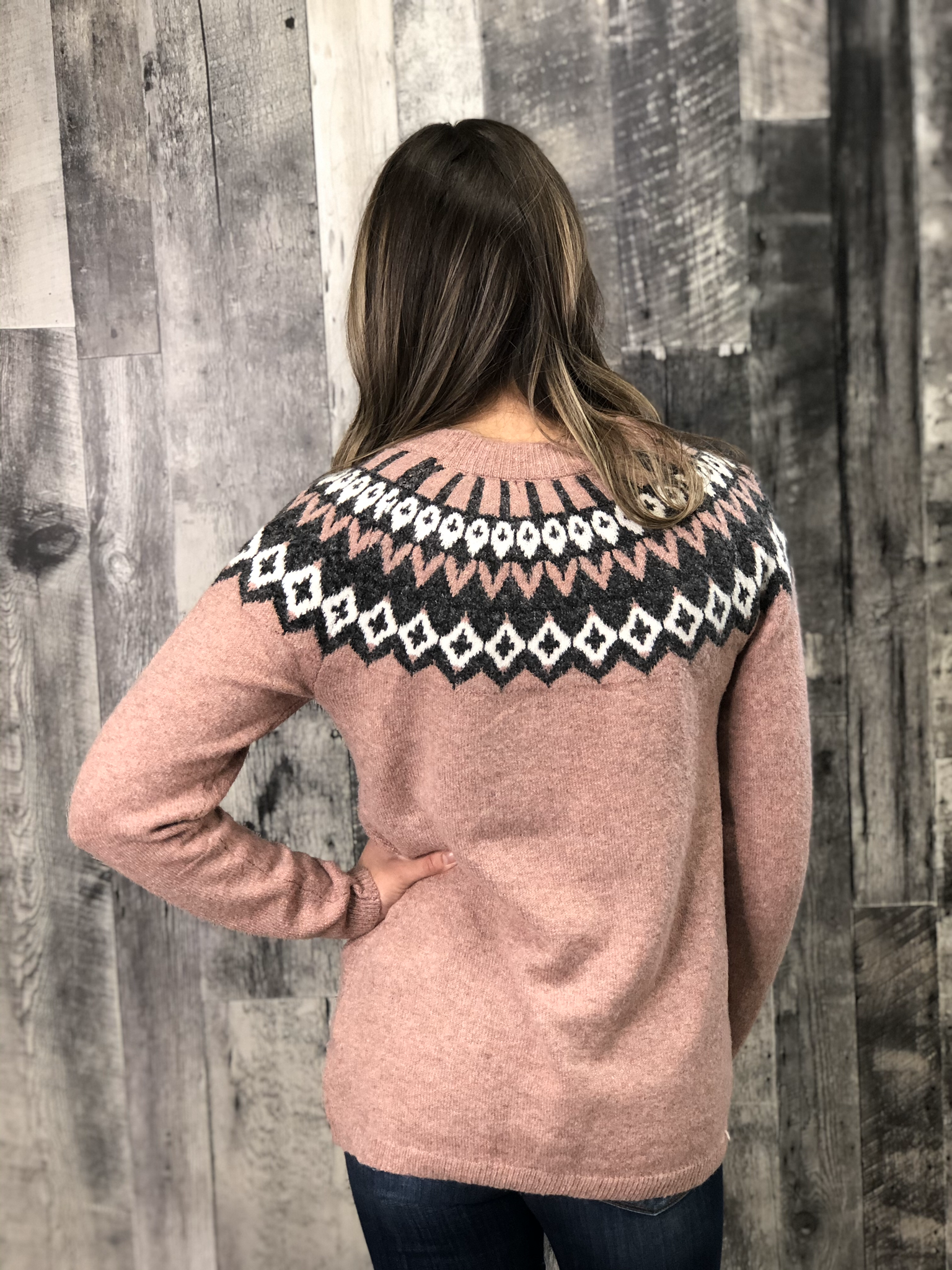 Cabin Cozy Sweater