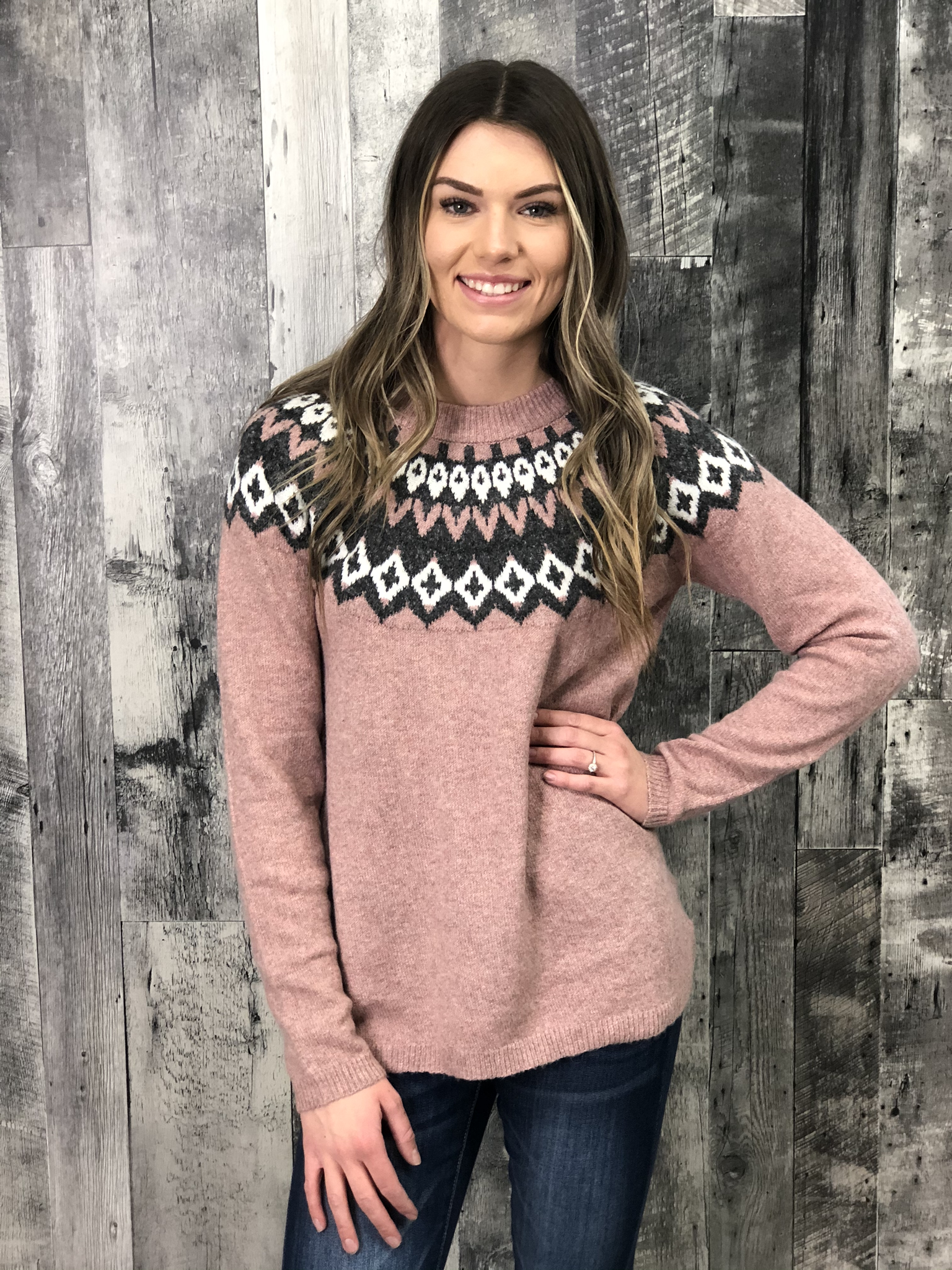 Cabin Cozy Sweater 84584