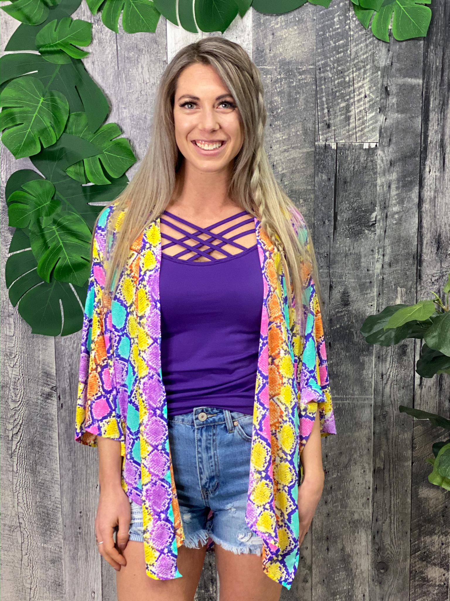 Bright Kimono 832801