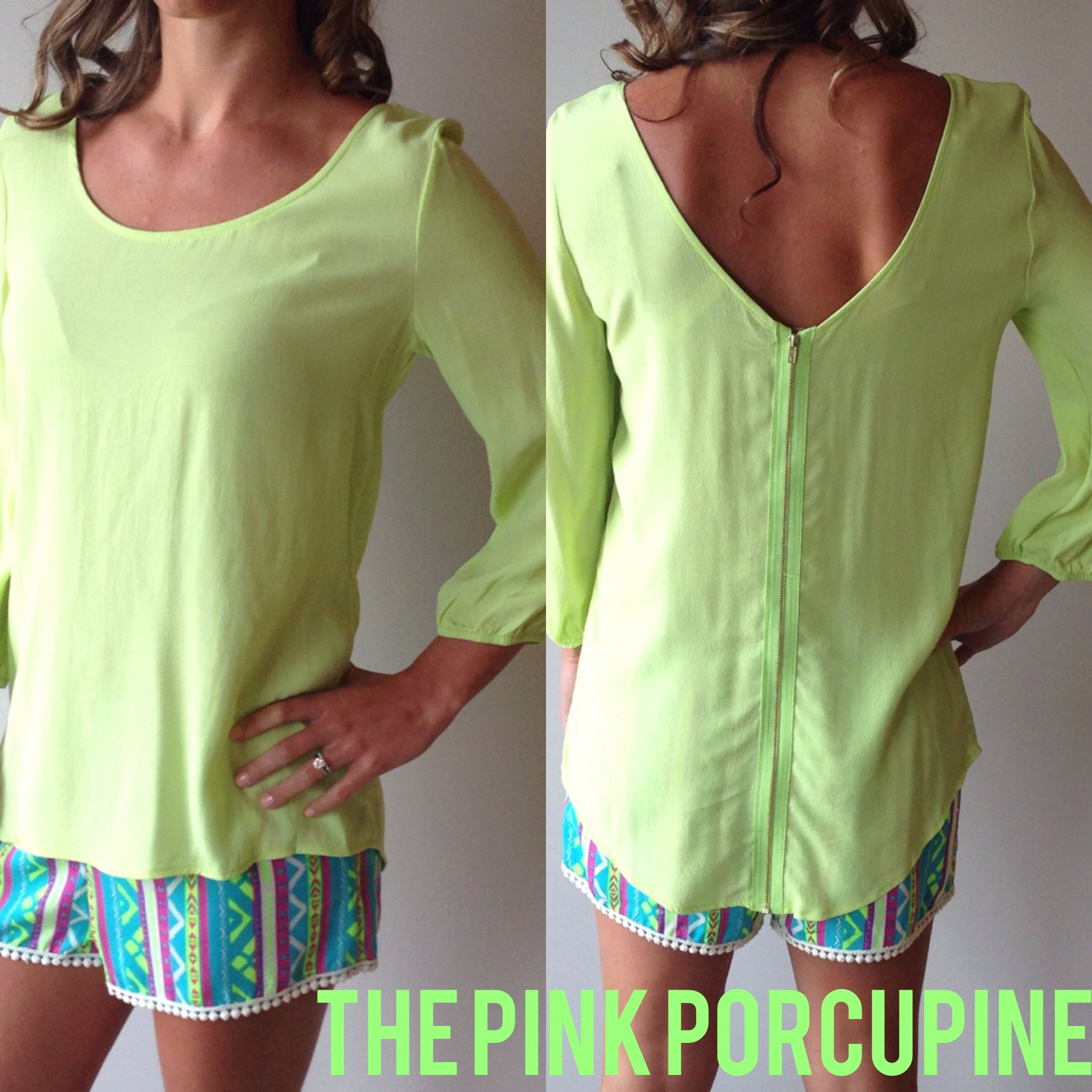 Key Lime Top 00038