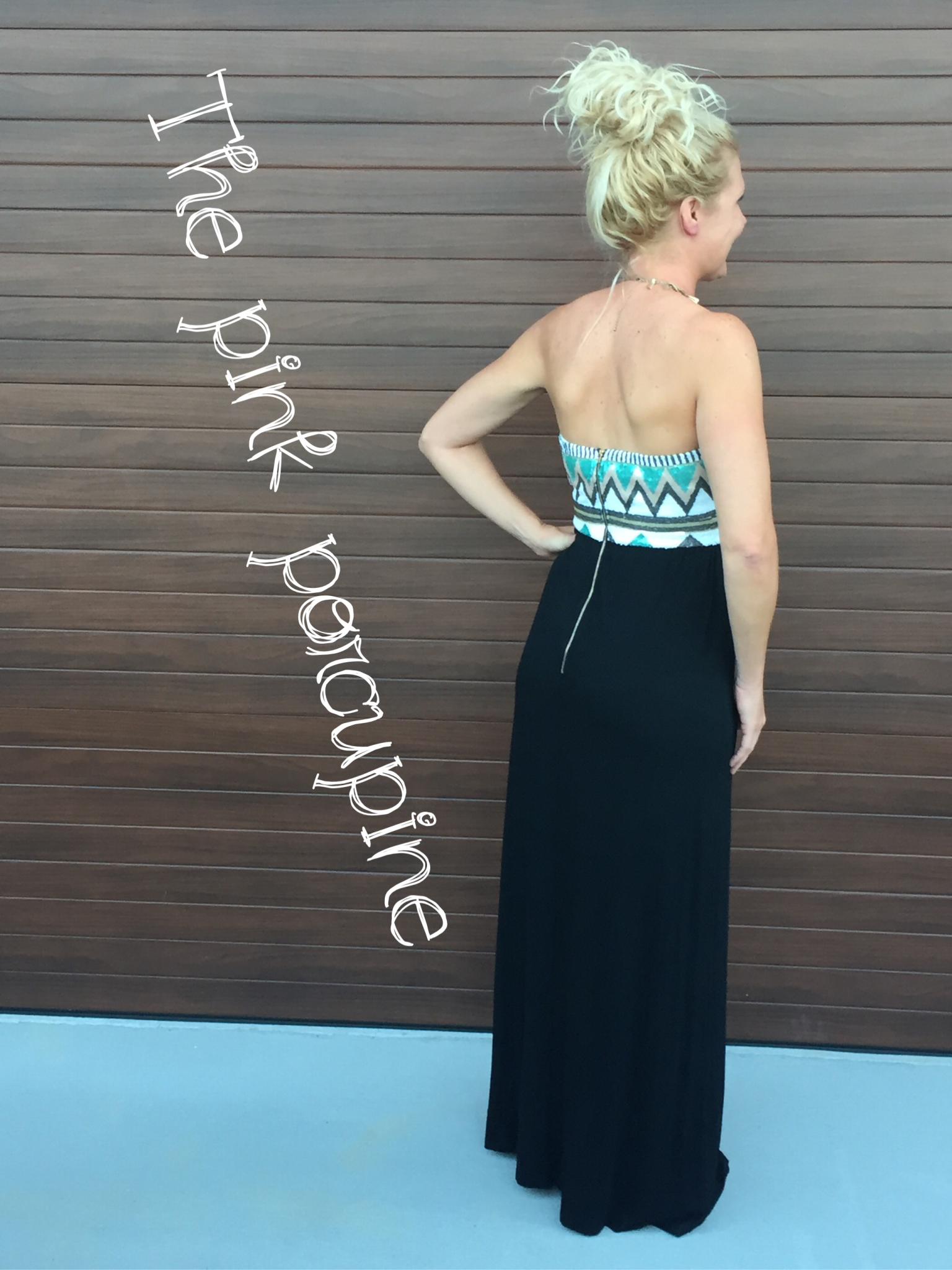 Good to Be Alive Maxi Dress