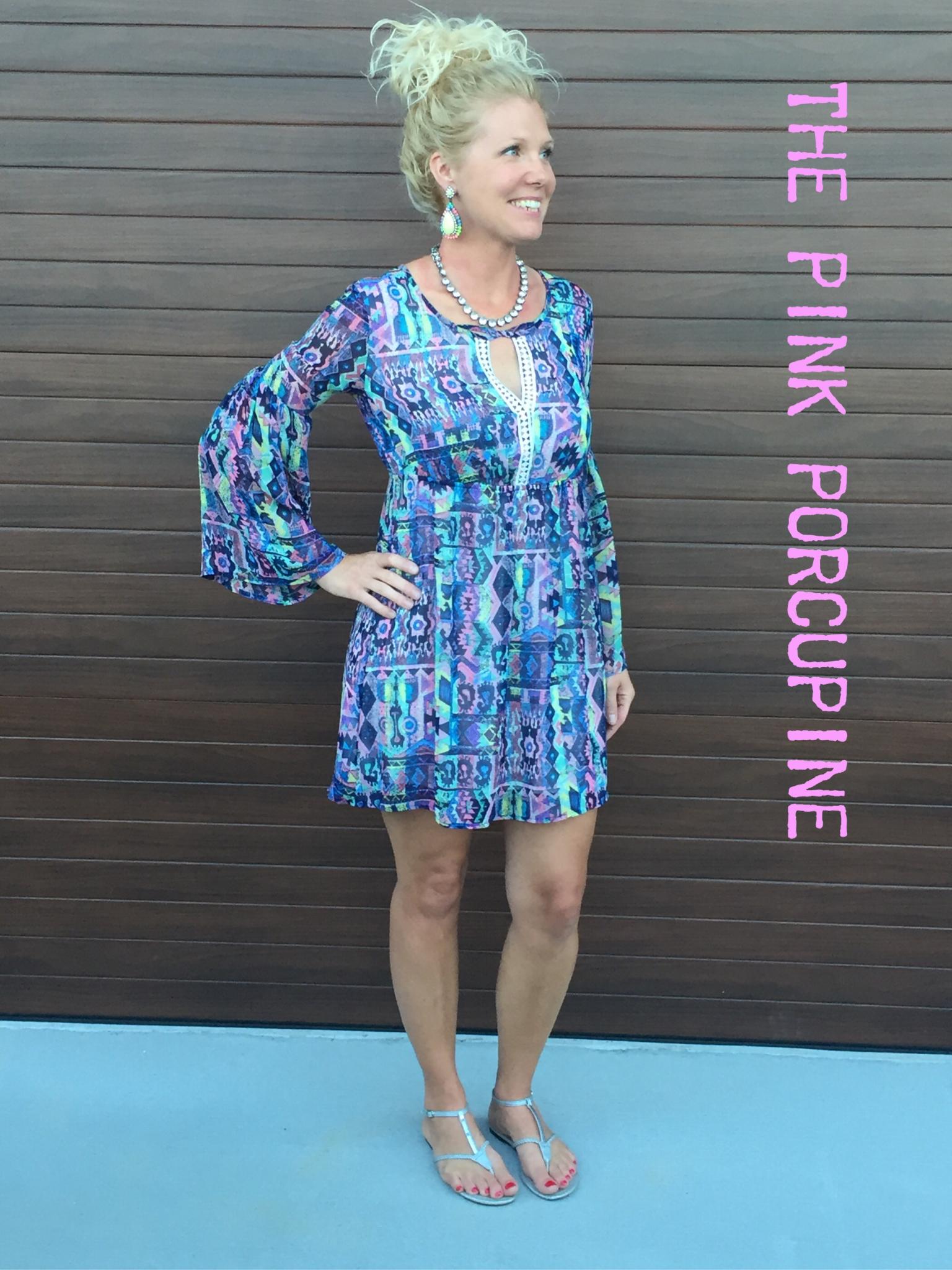 Me Too Dress 002534