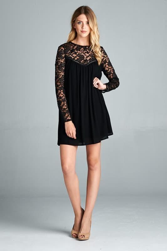 Glam Tunic Dress 00377
