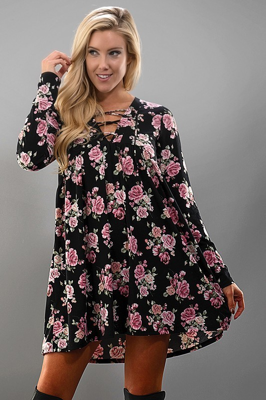 Off To The Races Dress 00481