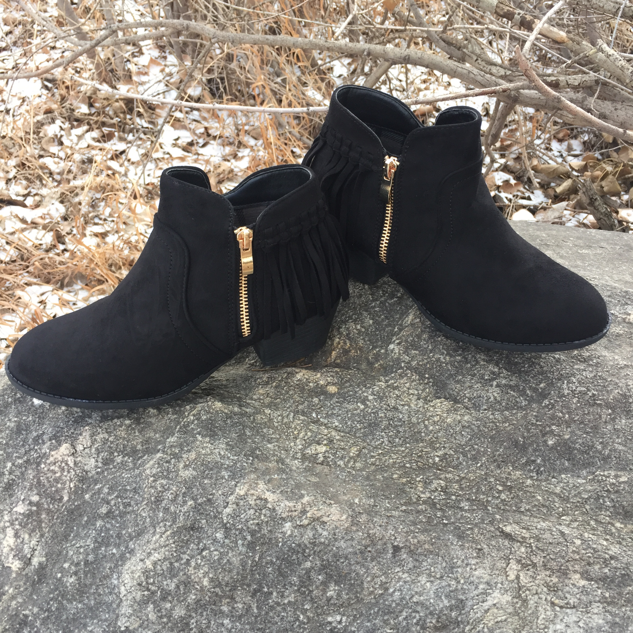 The Hilary Bootie 00550