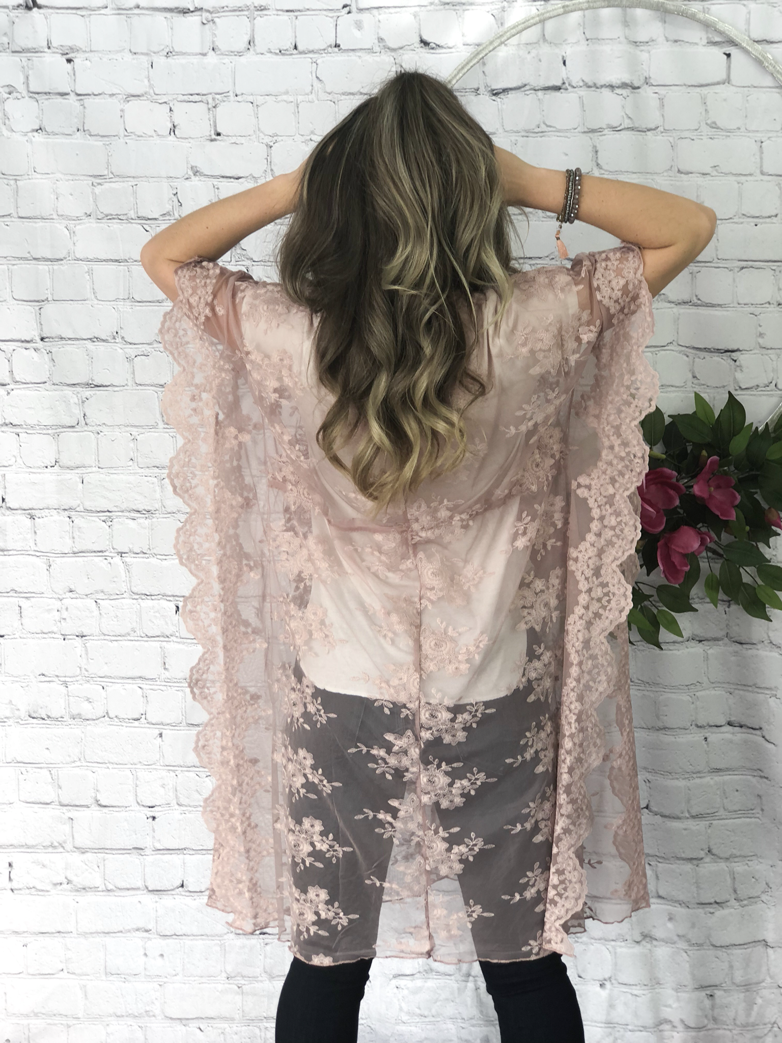 The Clara Lace Cardigan 99905