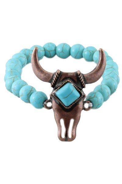 Steer Head Bracelet 9998551