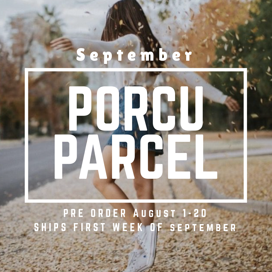 The Porcuparcel Style Box - September - NO longer available 9999404