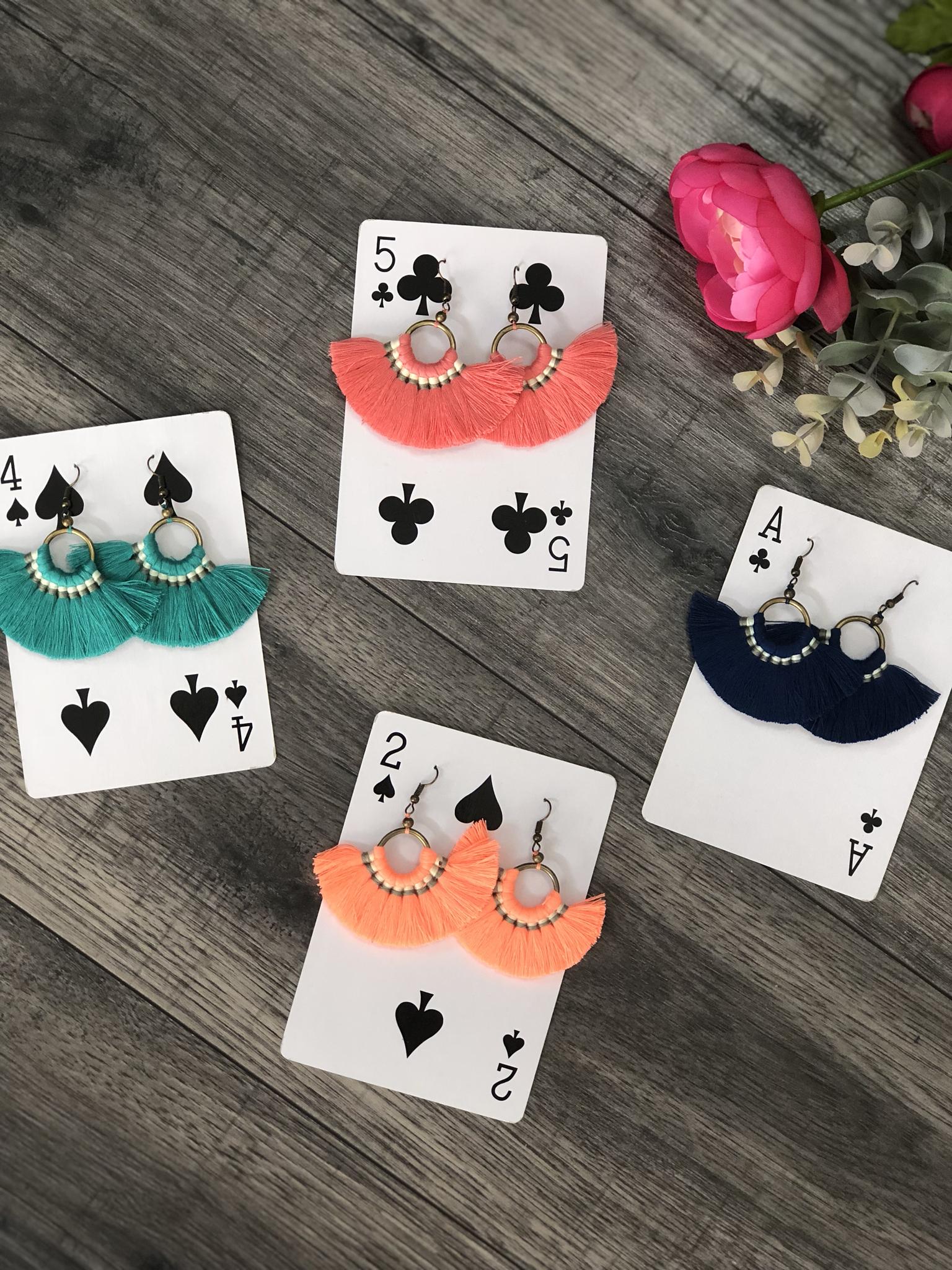 Vegas Earrings 9999593