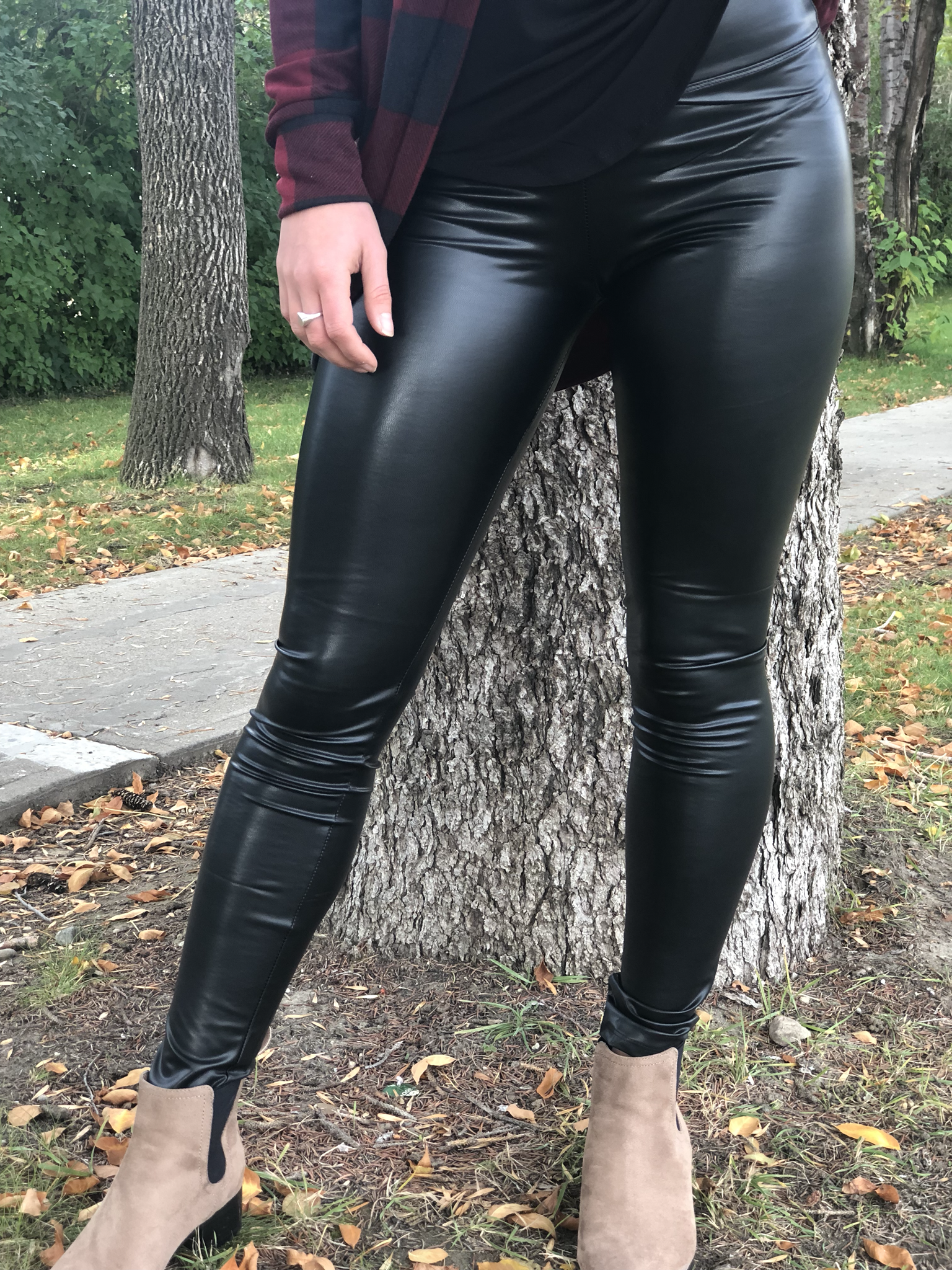 Faux Leather Leggings 2.0 9999846