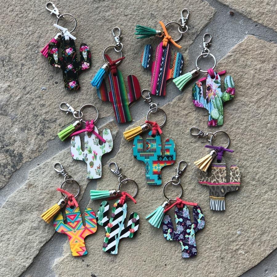 Cactus Key Chain 9999949