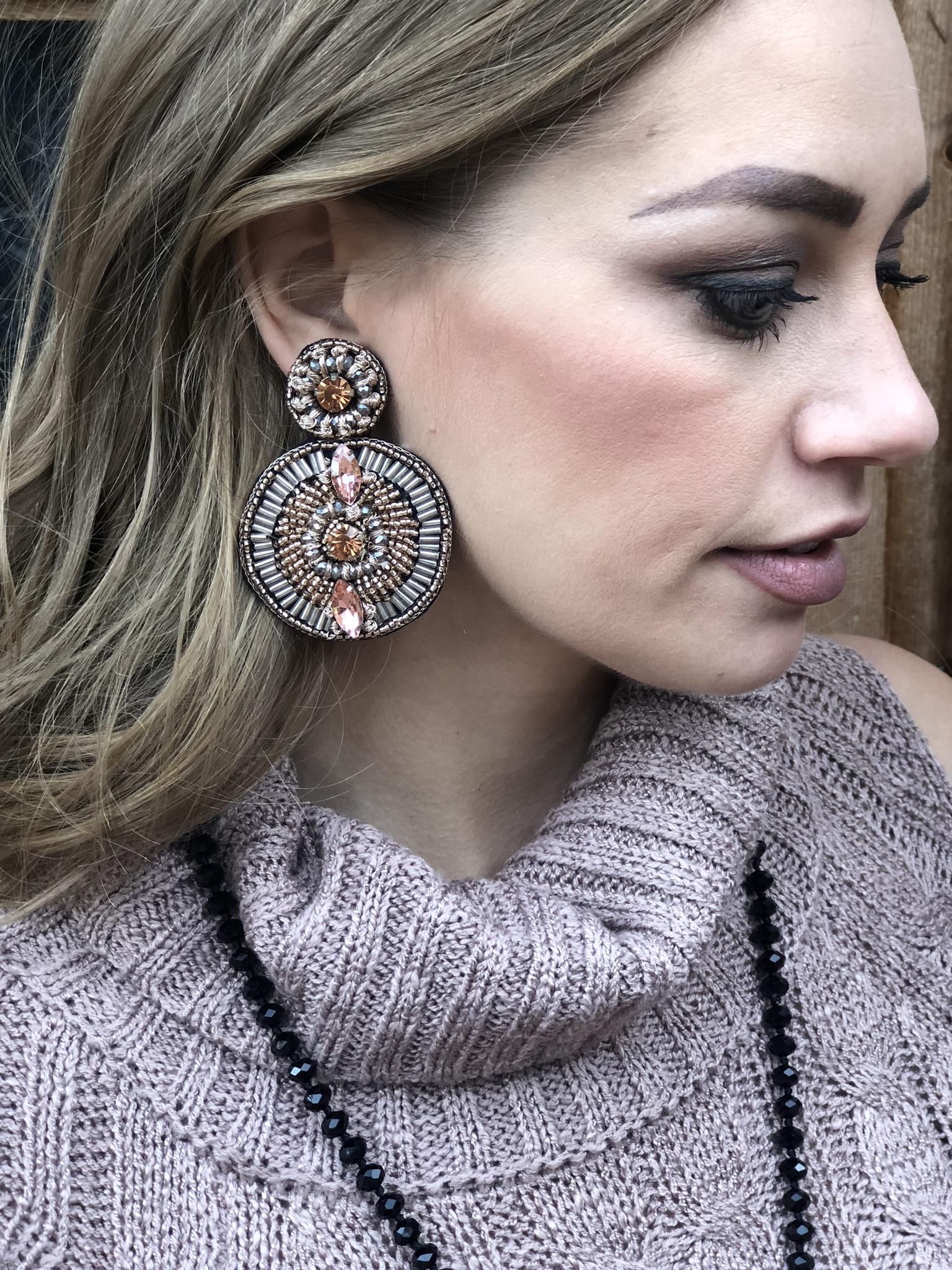 The Hespero Statement Earring - 3 Colors