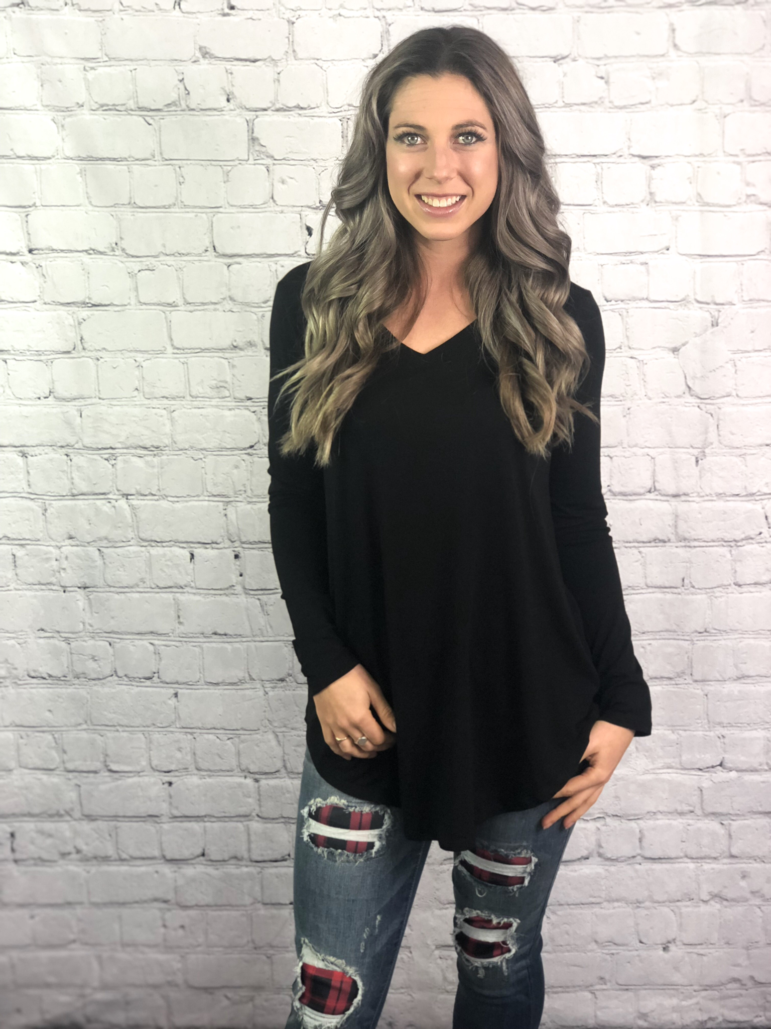 The Dorothy Top - black 97234