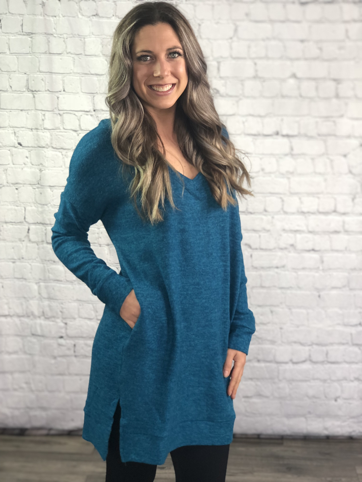Fireplace Tunics - 5 Colors