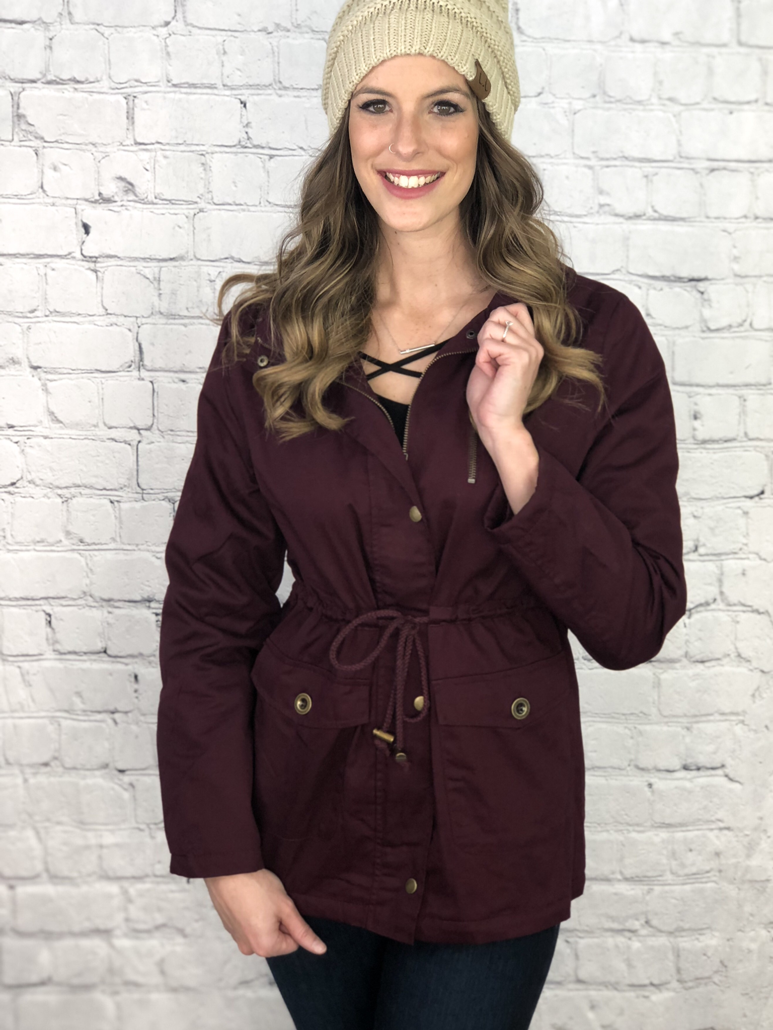 The Slave Lake Jacket - Mulberry 999999845
