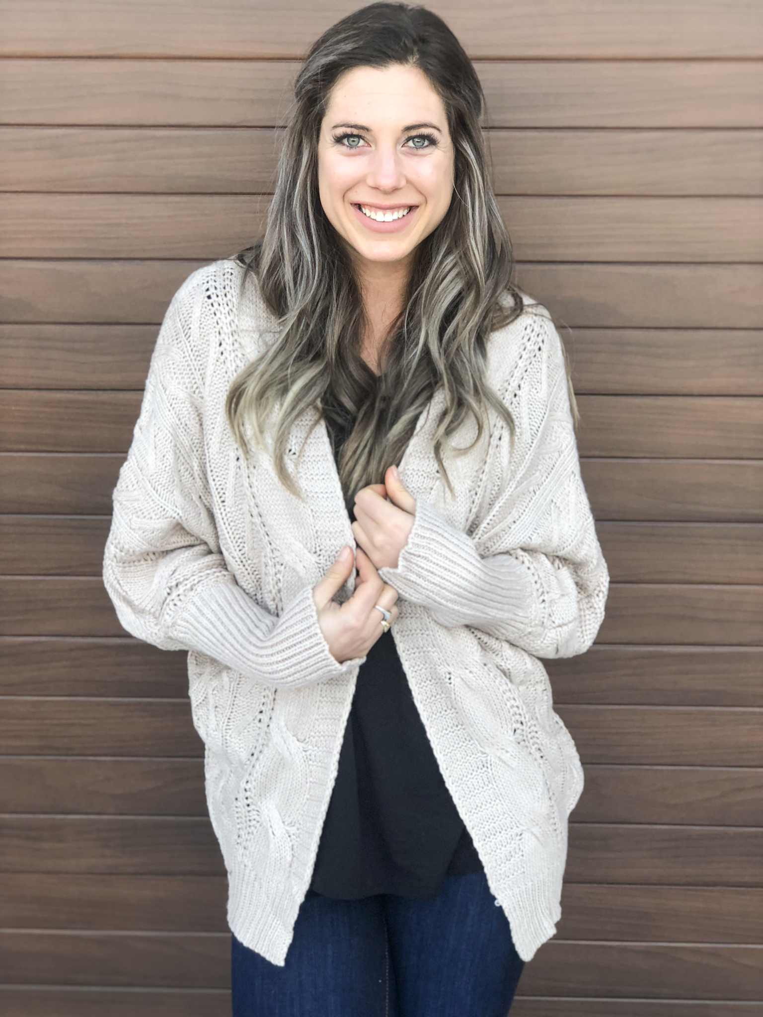 The Dolman Cardigan Sweater - 2 Color Options 999999966