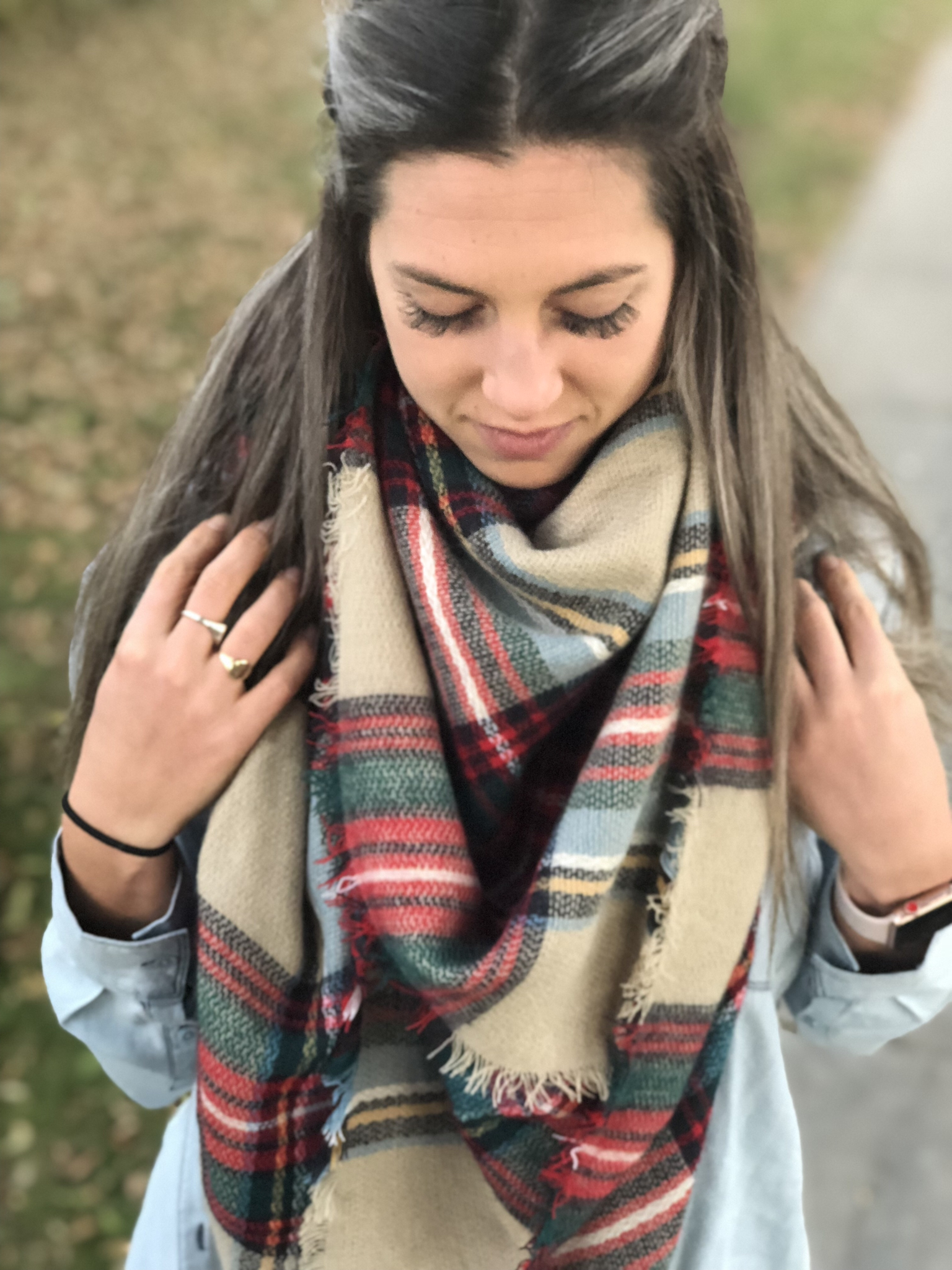 Blanket Scarves -Various Colors - RESTOCK1 9999999763