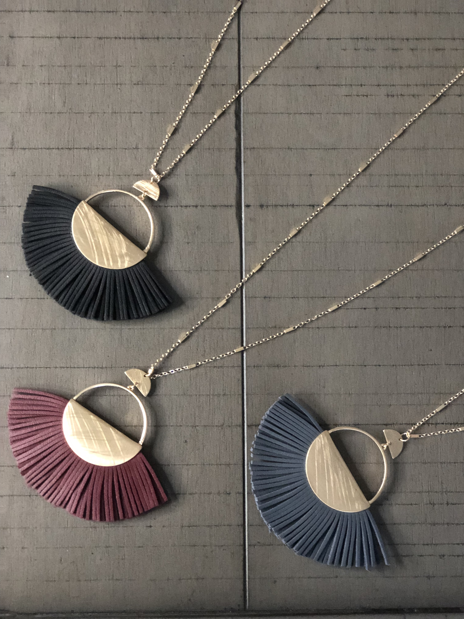 The Holiday Vibes Necklace - 3 Colours 9999999820