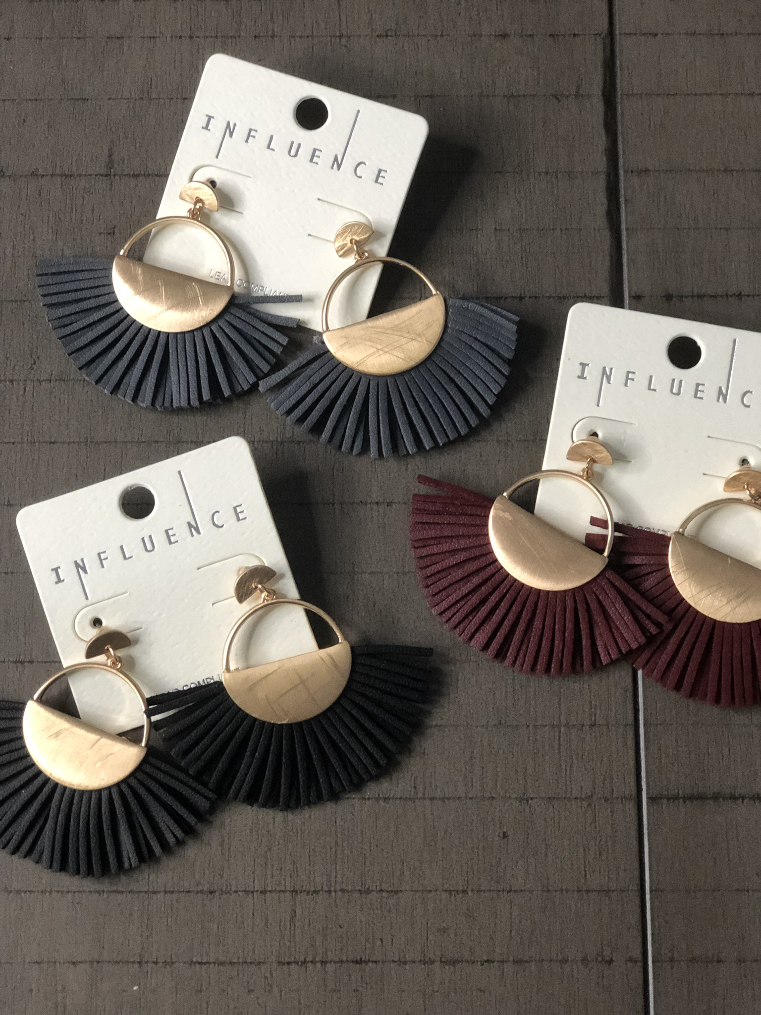 The Holiday Vibes Earrings - 3 Colours 9999999825