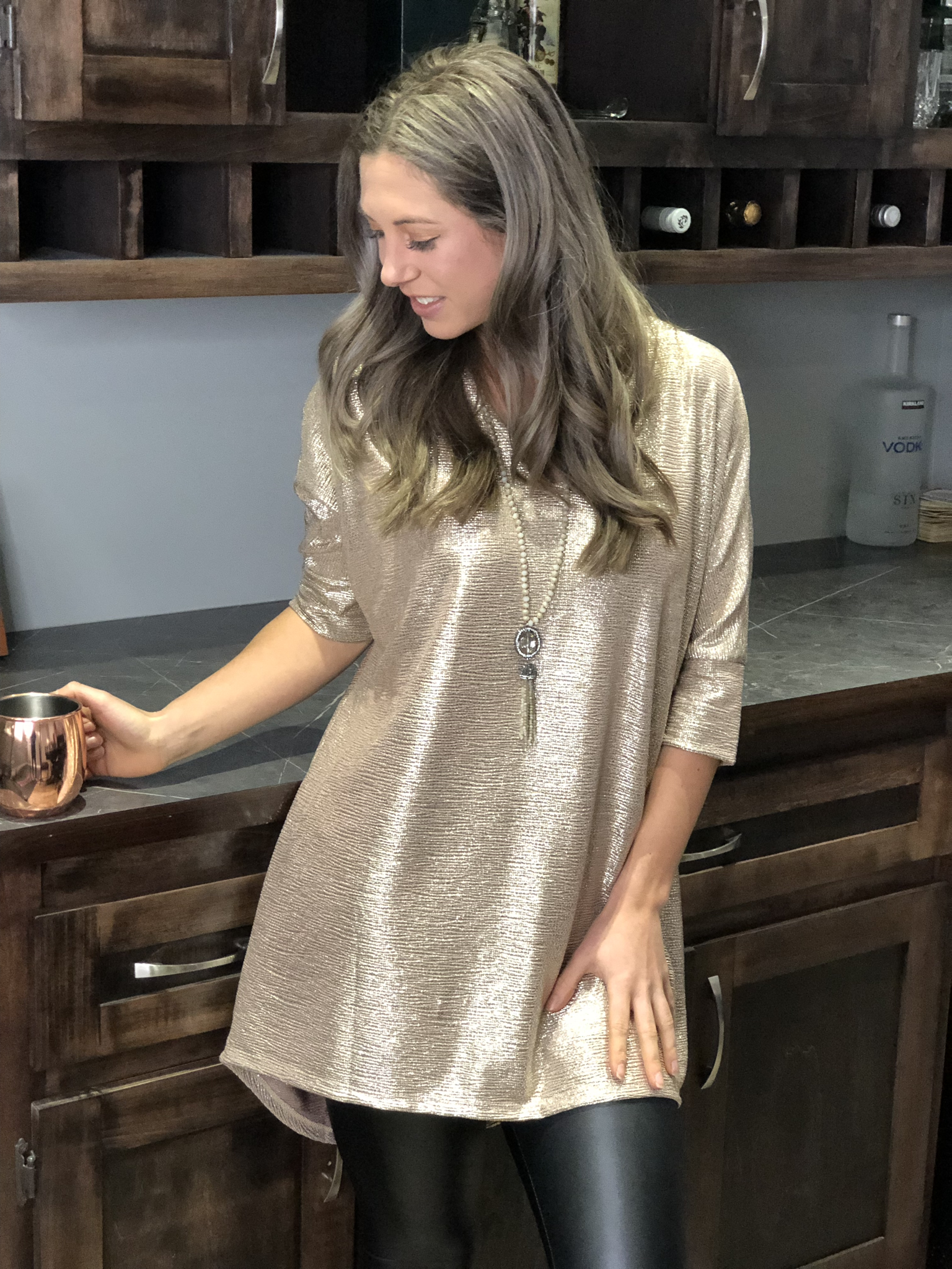 Holiday Party Tunic 99999981256