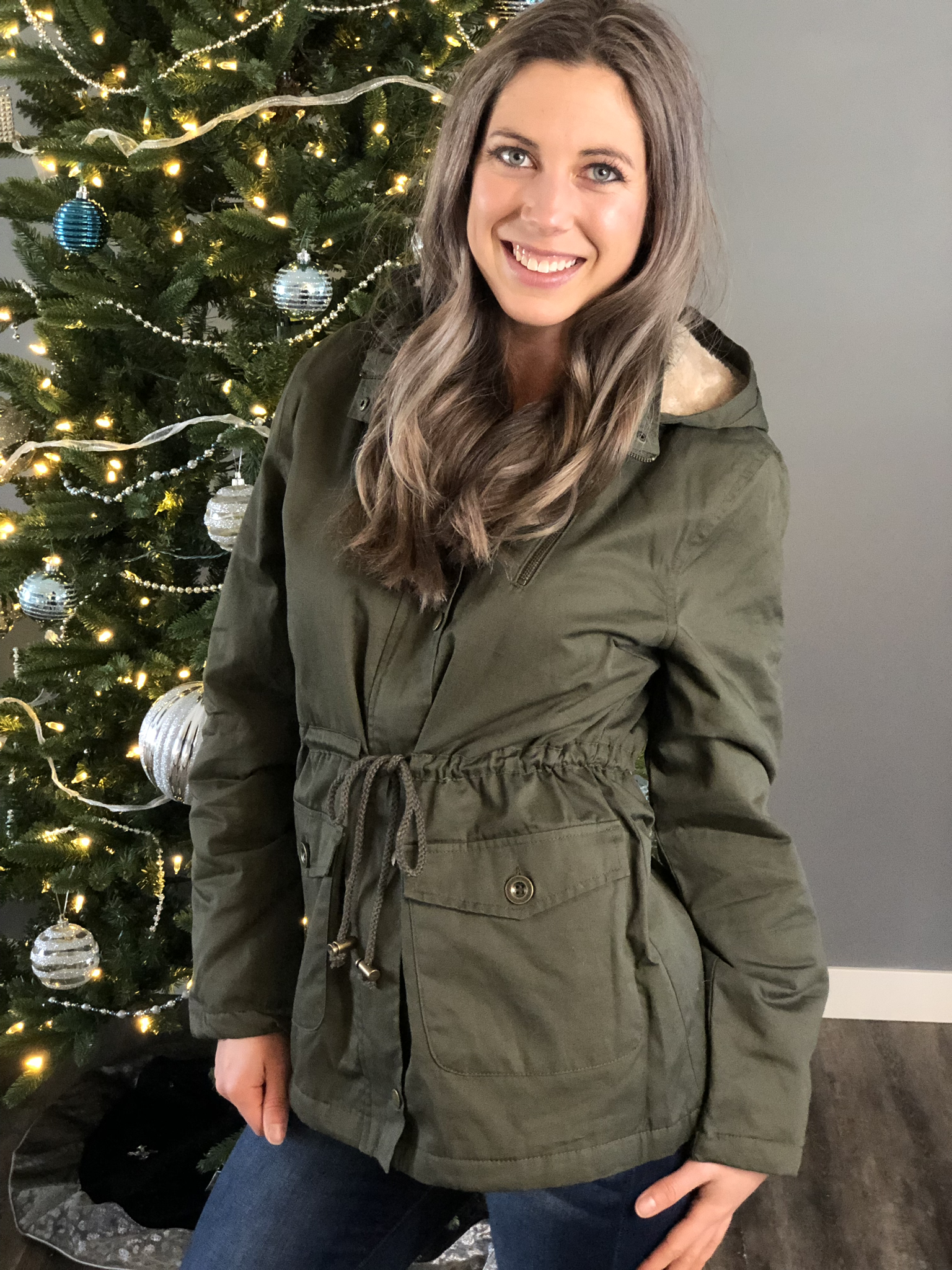 The Slave Lake Jacket -Olive 73840