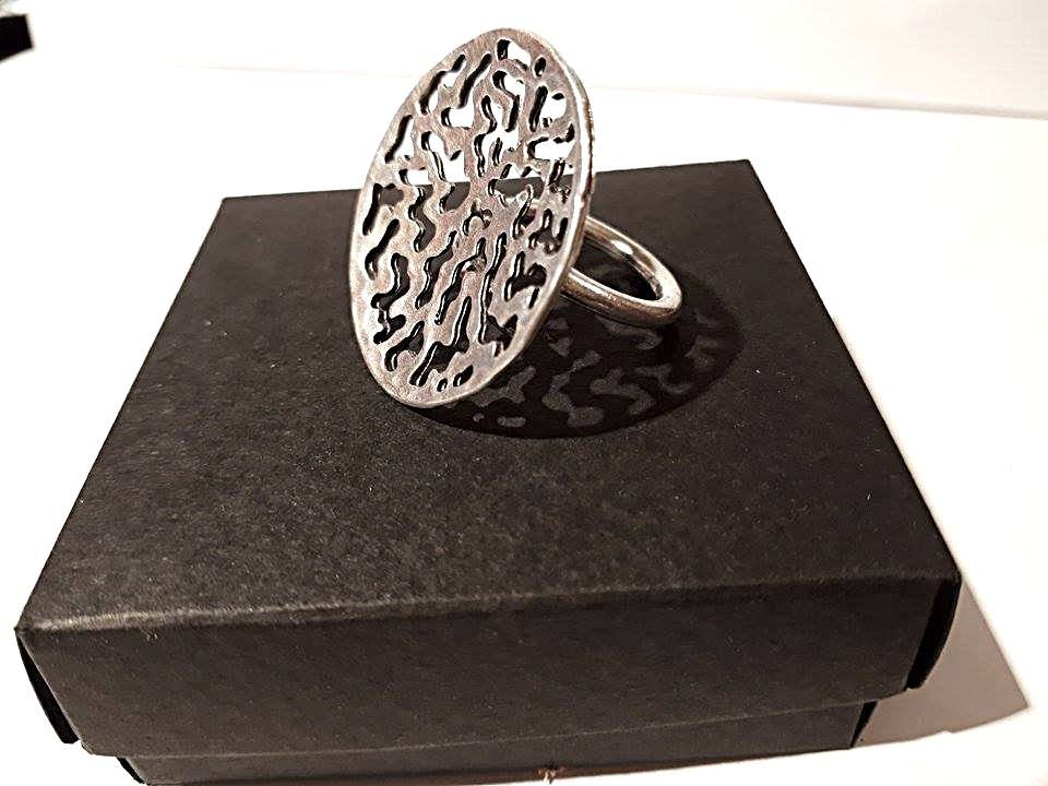 Δαχτυλίδι  Επάργυρο
