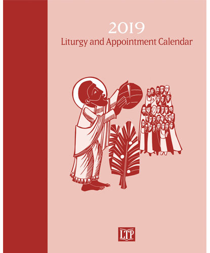 Liturgy and Appointment Calendar 2019