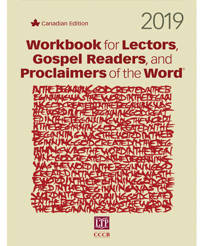 Workbook for Lectors 2019, CANADIAN edition