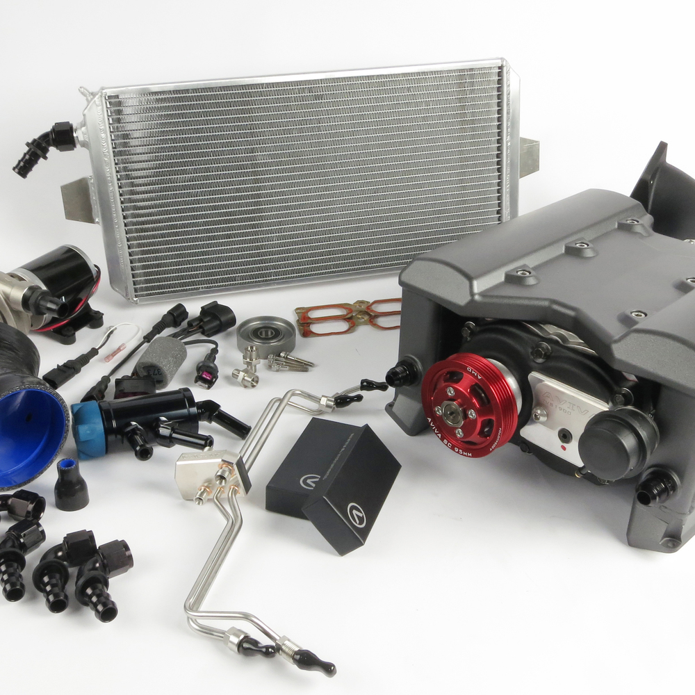 AMD S5 Supercharger Kit