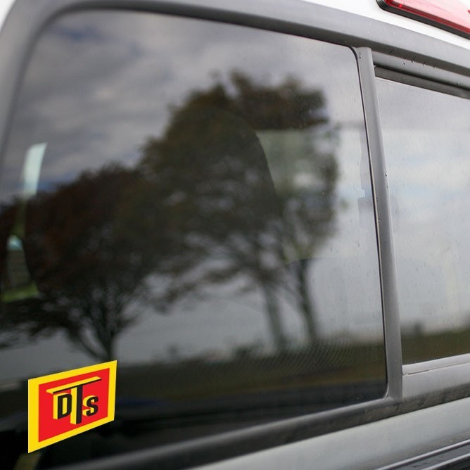 Vinyl Sticker - Detroit Toledo Shore Line (DTSL Yellow/Red/Black) Logo