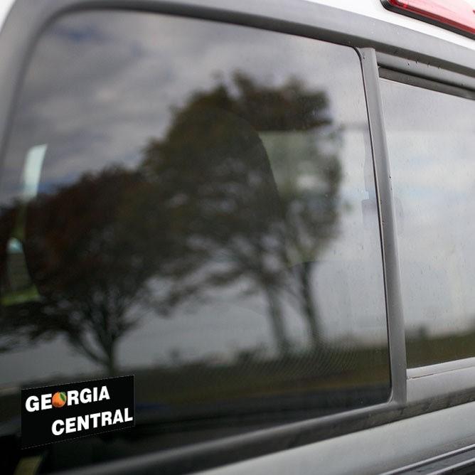 Vinyl Sticker - Georgia Central Railroad (GC) Logo