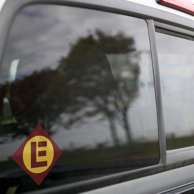 Vinyl Sticker - Erie Lackawanna (EL) Logo
