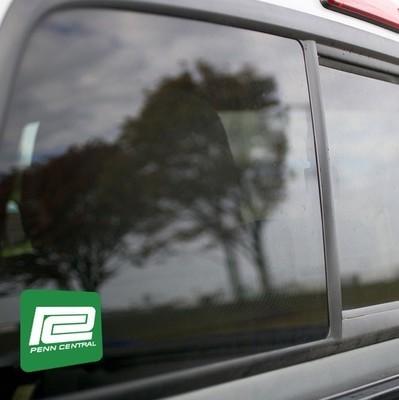 Vinyl Sticker - Penn Central (PC Green/White) Logo