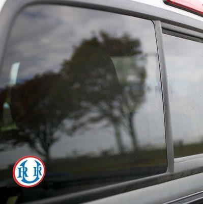 Vinyl Sticker - Union Railroad (URR) Logo (Red/White/Blue)
