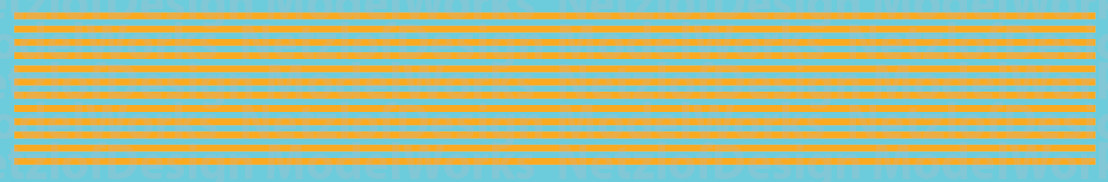 N Scale - Sill Striping, Non-Reflective Waterslide Decals - Yellow