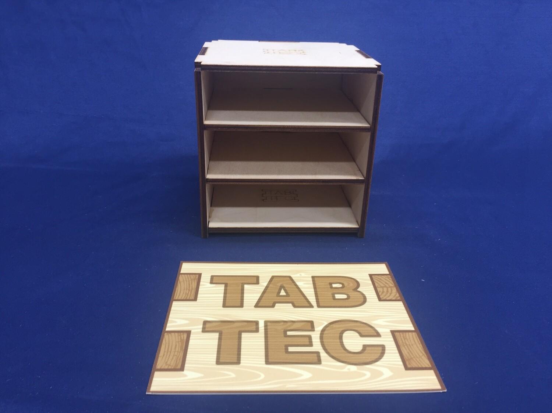 TabTec Workbench Shelf Units