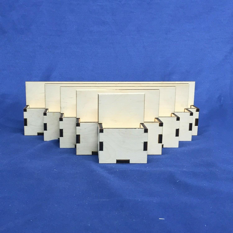 TabTec Waybill Organizer Boxes