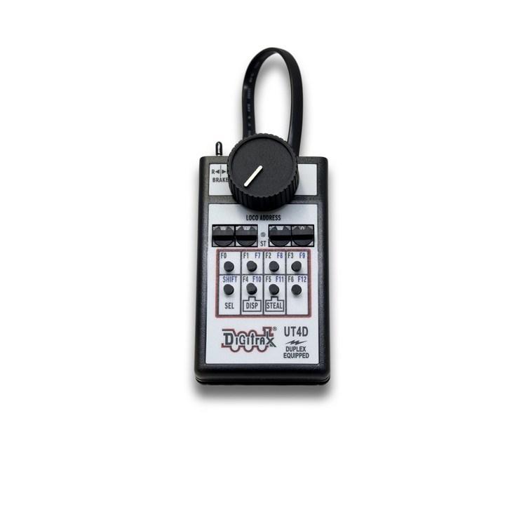 UT4D Duplex Radio Equipped Utility Throttle with 4 Digit Addressing